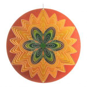 Sun flower wind spinner 30cm