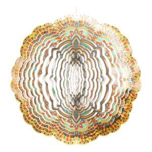 Mandala Pacha wind spinner 30cm