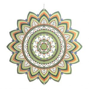 Mandala gaia wind spinner 30cm